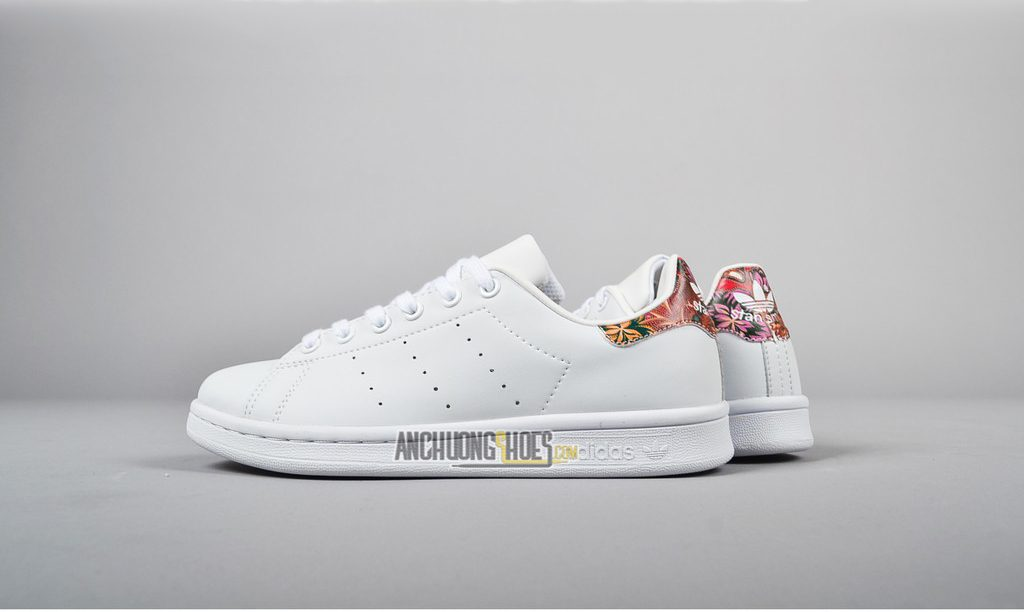 brand new bb8e6 d4c1d Giày Adidas Stan Smith Floral