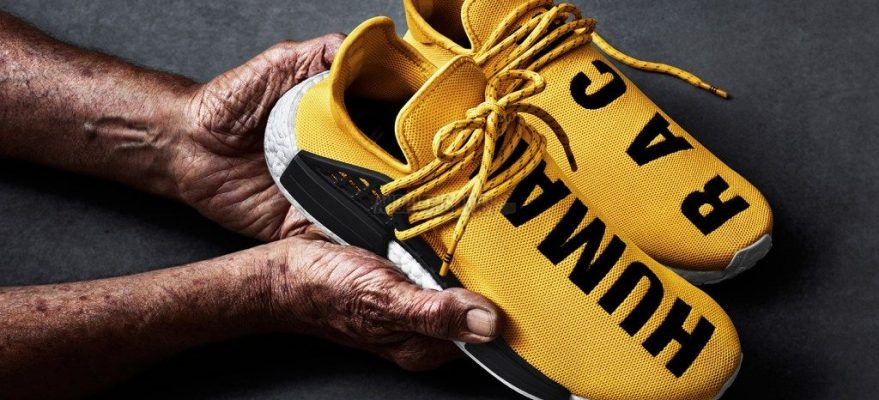 Sự ra đời của Adidas NMD Human Race Shop giày thể thao giá rẻ