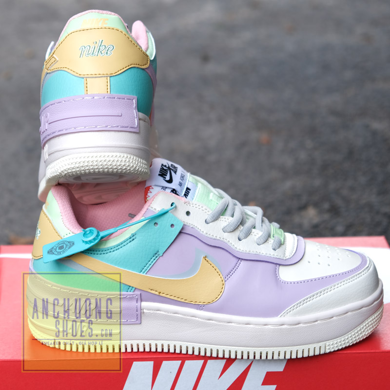 Giày Nike Air Force 1 Shadow Pale Ivory